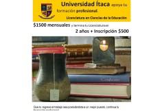 Foto Centro Universidad Itaca